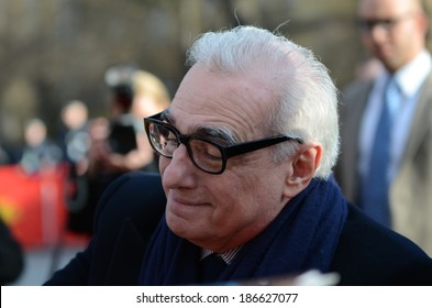 "BERLIN - GERMANY - FEBRUARY 14: Martin Scorsese at the 64rd Berlinale ""Untitled New York Review of Books Documentary"" premiere at Haus der Berliner Festspiele on February 14, 2014 in Berlin, Germany."