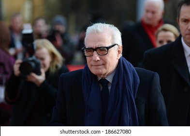 """BERLIN - GERMANY - FEBRUARY 14: Martin Scorsese at the 64rd Berlinale """"Untitled New York Review of Books Documentary"""" premiere at Haus der Berliner Festspiele on February 14, 2014 in Berlin, Germany."""