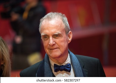 Berlin, Germany - February 16, 2017: American actor Marshall Bell on red carpet during the 67th Berlinale International Film Festival of Berlin