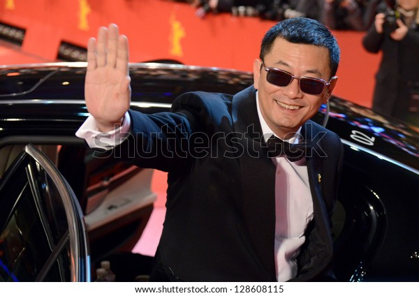 BERLIN - GERMANY - FEBRUARY 16:  Wong Kar Wai at the 63rd Annual Berlinale International Film Festival Closing Seremony at Berlinale Palast on February 16, 2013 in Berlin, Germany.