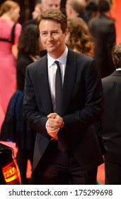 "BERLIN - GERMANY - FEBRUARY 6: Edward Norton at the 64th Annual Berlinale International Film Festival ""The Grand Budapest Hotel"" premiere at Berlinale Palast on February 6, 2014 in Berlin, Germany."