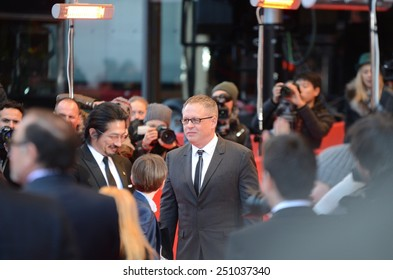 "BERLIN - GERMANY - FEBRUARY 8: Bill Condon at the 65rd Annual Berlinale International Film Festival ""Mr. Holmes"" at Berlinale Palast on February 8, 2015 in Berlin, Germany"