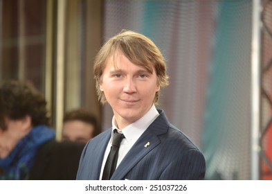 "BERLIN - GERMANY - FEBRUARY 8: Paul Dano at the 65rd Annual Berlinale International Film Festival ""Love & Mercy"" at Friedrichstadt-Palast on February 8, 2015 in Berlin, Germany"