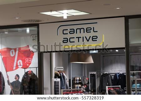 promo code e55fe 8a7b2 Berlin Germany January 11 2017 Camel Stock Photo (Edit Now ...