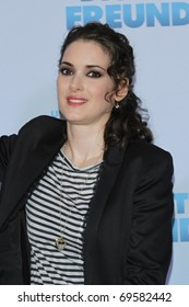 BERLIN, GERMANY - JANUARY 17: Winona Ryder attends a photocall to promote the movie 'The Dilemma' at Hotel Adlon on January 17, 2011 in Berlin, Germany.