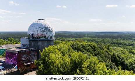 10 incredible facts about the Teufelsberg spy station in Berlin - The Local