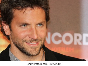 BERLIN, GERMANY - MARCH 29: Bradley Cooper attends the German Photocall of 'Limitless' at Hotel De Rome on March 29, 2011 in Berlin, Germany.