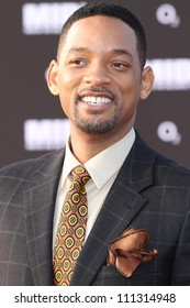 BERLIN, GERMANY - MAY 14: Will Smith attends the Men In Black 3 Premiere at the O2 World on May 14, 2012 in Berlin, Germany.