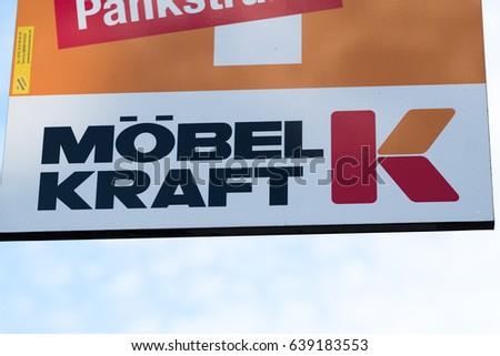 Berlin Germany May 7 2017 Mobel Stockfoto Jetzt Bearbeiten
