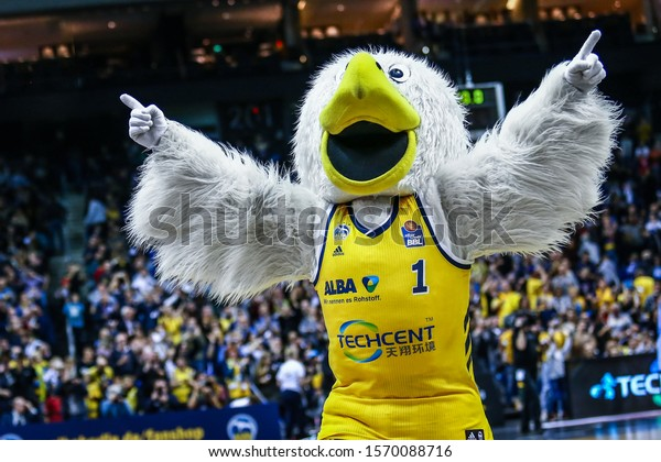 Berlin Germany October 04 2019 Mascot Stock Photo Edit Now 1570088716