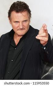BERLIN, GERMANY - SEPTEMBER 11: Liam Neeson attends the '96 Hours- Taken 2' Germany Premiere at Kino in der Kulturbrauerei on September 11, 2012 in Berlin, Germany.