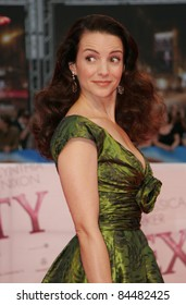 BERLIN - MAY 15:  Kristin Davis attends the German premiere of 'Sex And The City' at the Cinestar movie on May 15, 2008 in Berlin, Germany.
