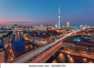 Berlin most popular view landscape