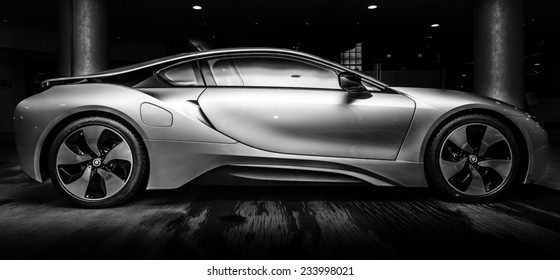Royalty Free Bmw I8 Images Stock Photos Vectors Shutterstock
