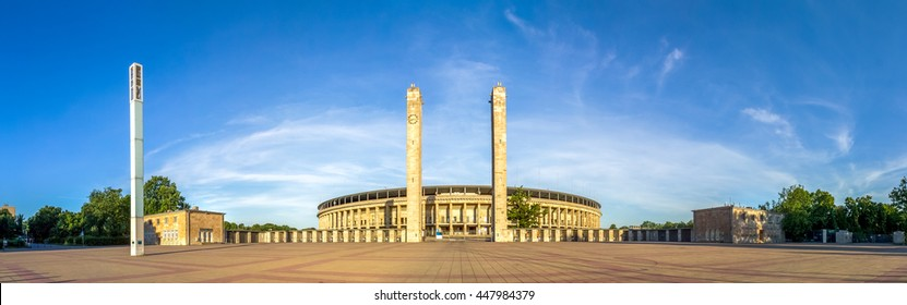 Berlin, Olympic Stadium