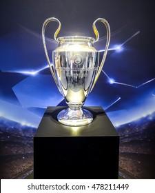 Champions League Trophy Images Stock Photos Vectors