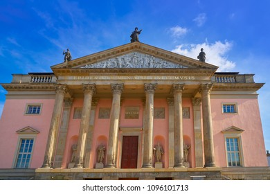 Berlin Staatsoper Opera building in Germany