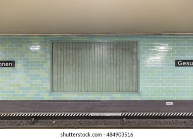 Berlin Subway: U-bhan