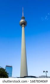 Tour de Berlin - Tour de télévision à Berlin