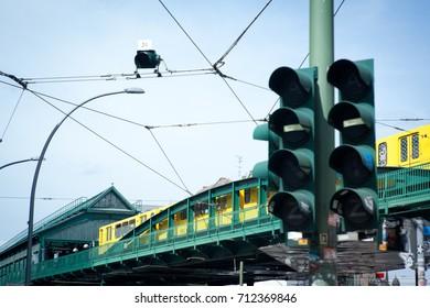 berlin train, Eberswalder station