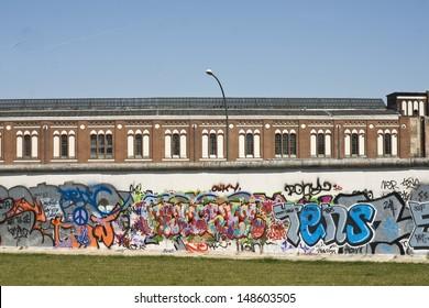 Berlin The Wall