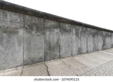 Berlin wall east site