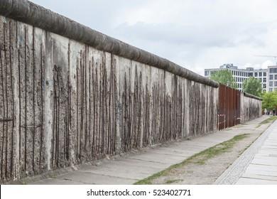 Berlin Wall in Berlin, Germany