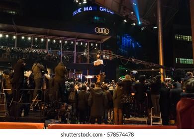 Berlinale. Film festival, Berlin 2017