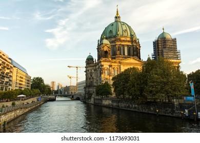 Berliner Dom Berlin Mitte
