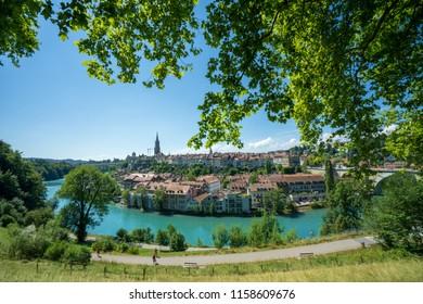 Bern Old City of Switzerland