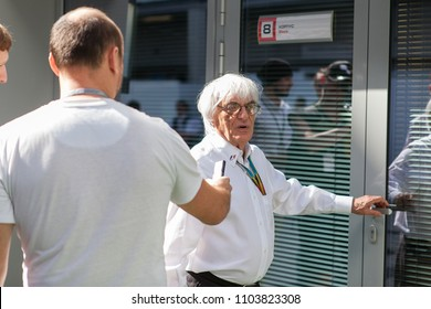 Bernie Ecclestone Sochi 2014
