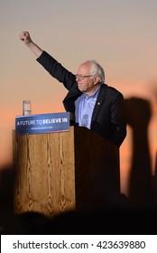 Bernie Sanders in Vallejo California 5/18/2016