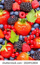 Berries fruits berry fruit strawberries strawberry blueberries blueberry portrait format background from above