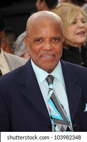 Berry Gordy at the Los Angeles Premiere of 'This Is It'. Nokia Theatre, Los Angeles, CA. 10-27-09
