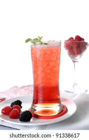 Berry Mix drink