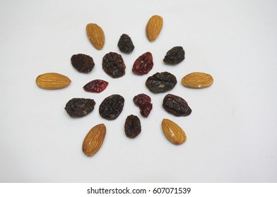 Berry and Nut in Sunlight Array
