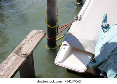 berth for boats