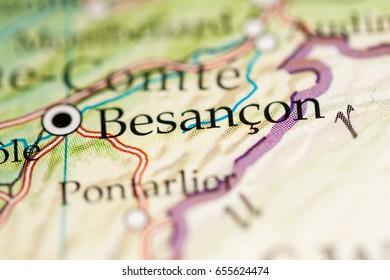 Besancon. France