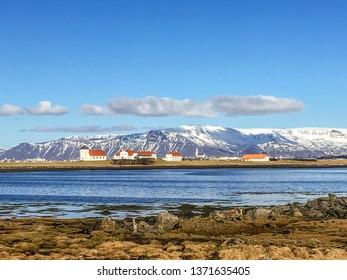Bessastadir president home in Iceland