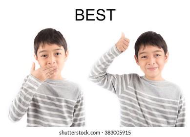 BEST ASL Sign language