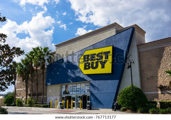 Best Buy Millenia Mall Orlando Florida Stock Photo (Edit Now