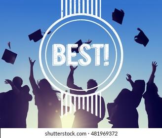 Best Choice Seller Award Finest Certificate Graphic Concept