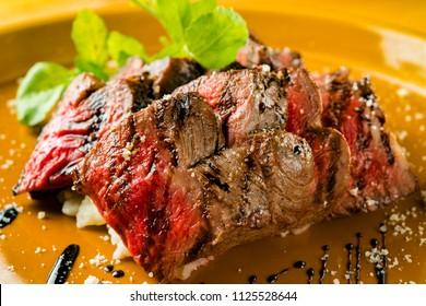 Best delicious beef steak