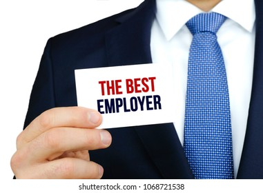 The best employer