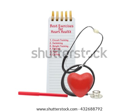Best Exercises Heart Health Circuit Training Stock Photo Edit Now