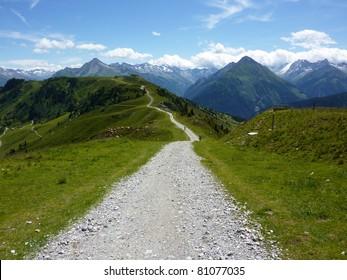 Best Mountain Bike trail in the alps