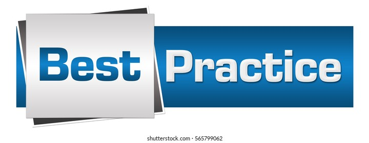 Best Practice Blue Grey Horizontal