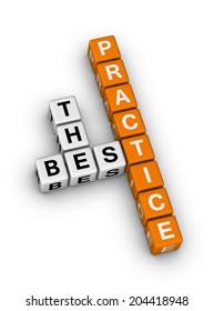 the best practice (orange-white crossword puzzles series)