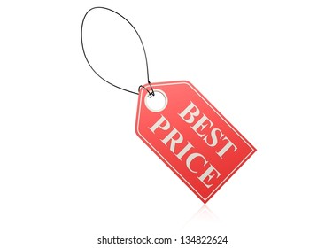 Best price label