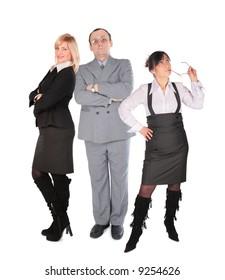best senior business team